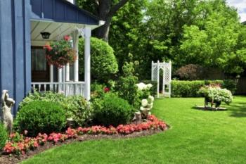 prosper lawn care service