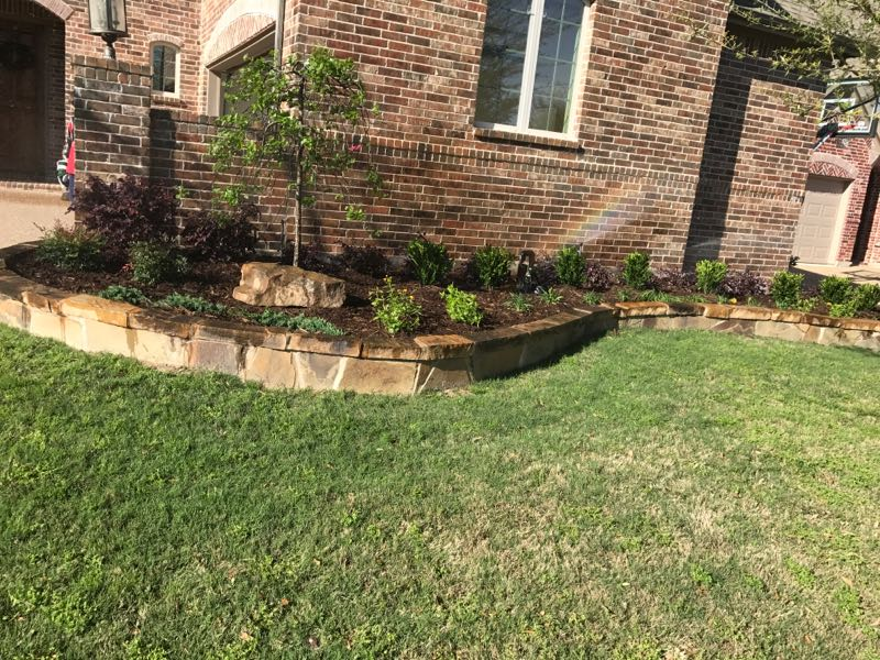 stone work landscaping