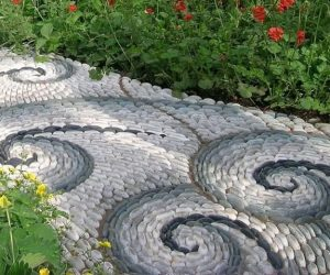Stepping Stone Walkway Ideas