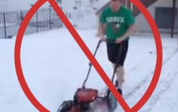 Cutting Grass In Winter Time – Is it Necessary?
