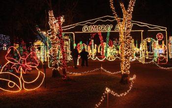 Christmas Lights Near Me In Dallas
