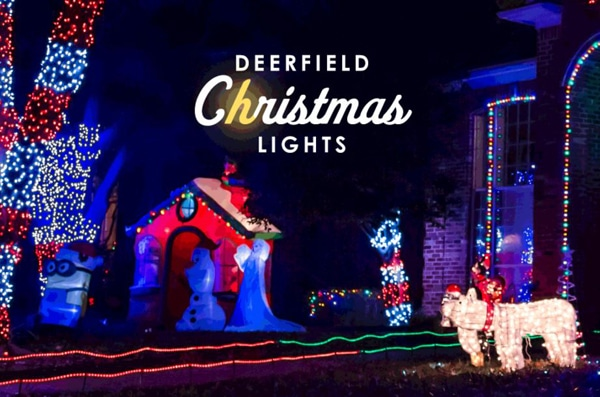 Deerfield Holiday Lights in Plano