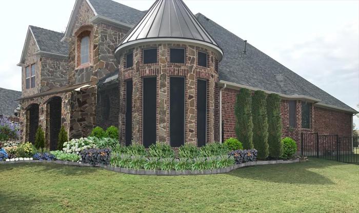 Landscaping Design App after 4c2