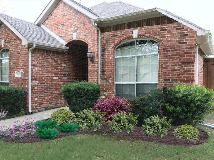 Landscape Design App - Before & After - Ryno Lawn Care, LLC