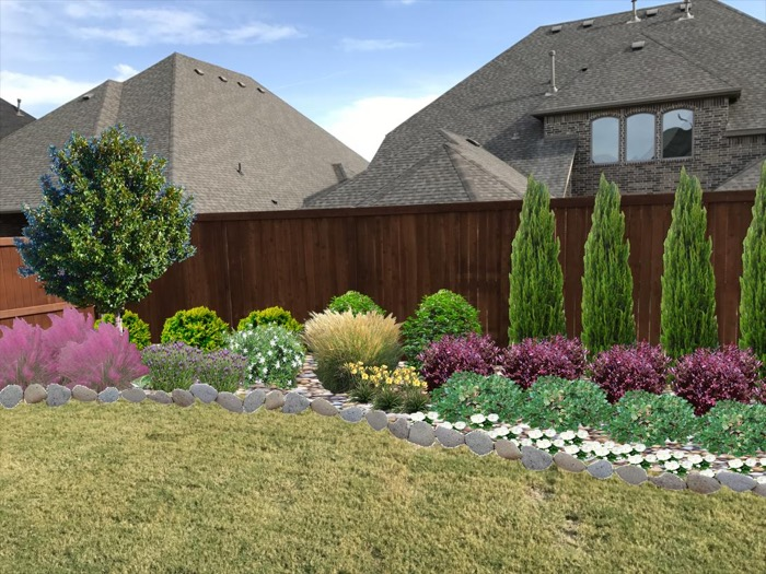 Lawn care landscaping services ryno lawn care llc for Home turf texas landscape design llc