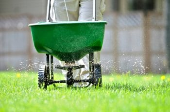 weed control fertilization