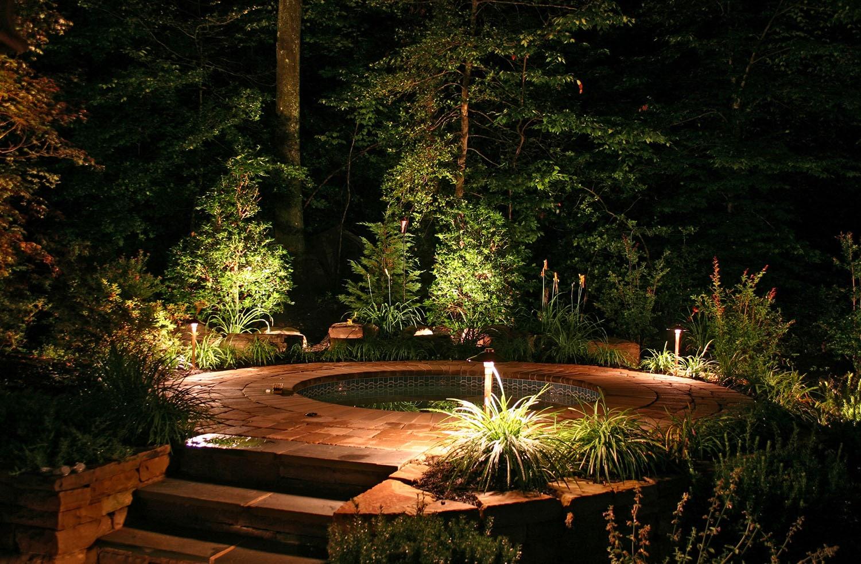 Landscape Lighting 1