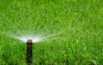 hydretain watering lawns sprinkler