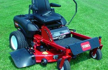lawn mowing services flower mound