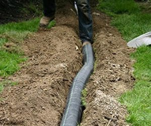 How To Deal With Drainage Problems In The Garden