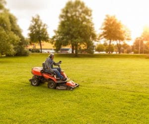 Riding Mowers, Lawn Tractors, and Garden Tractors