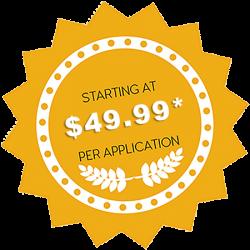 lawn fertilization pricing